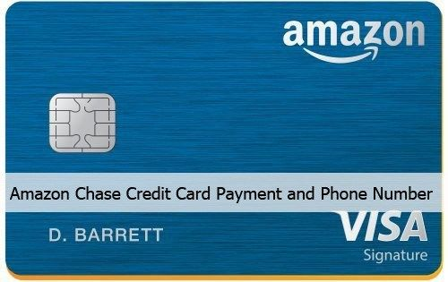 Amazon Chase Credit Card Payment Phone Number And Login Chase Credit Credit Card Credit Card Payment