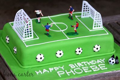 Cake Decorating Cakes Galore With Images Soccer Cake