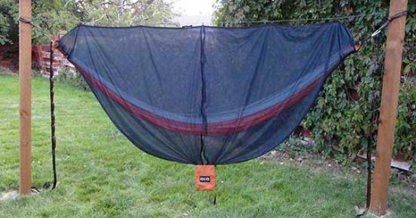 Eno Doublenest Hammock W Insect Shield Industry Outsider Doublenest Hammock Hammock Relaxing Outdoors