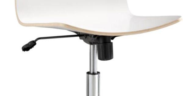 Stratum Office Chair CB2 199 1925W X 17D 285