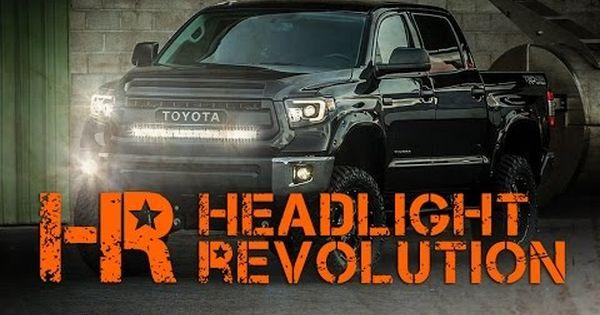 Headlight Revolution Led Off Road Light Bars Aftermarket Headlights Led And Hid Conversion Kits And Bulbs Aftermarket Headlights Headlights Bar Lighting
