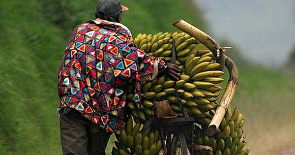 Banana man, Africa