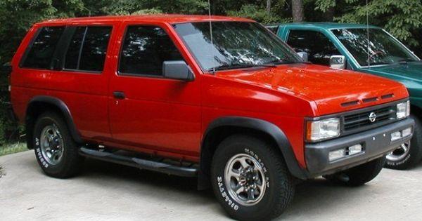 Nissan Pathfinder Xe V6 Nissan Pathfinder Nissan Nissan Terrano