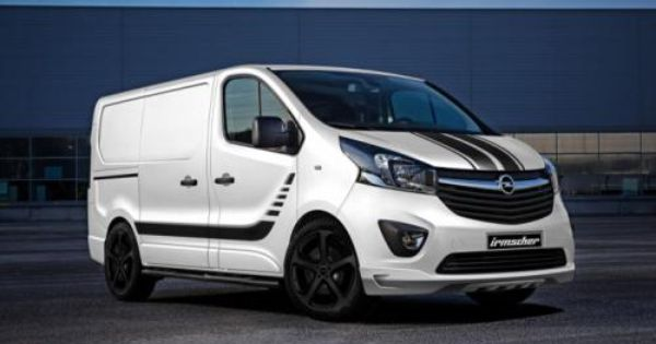 Irmscher Tunes The Opel Vivaro Opel Camper Van Conversion Diy Custom Vans