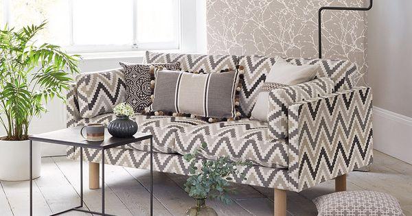 Romo Fabric Scala Charcoal TM Interiors Limited Designer Fabric