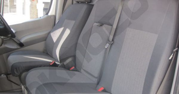 Van Vw Crafter Tailored Seat Covers 1 2 1 Seat Covers Vw