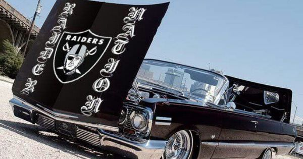 Now This Is My Kinda Car Raider Nation Pinterest Cars Raiders And Style