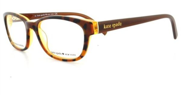 KATE SPADE Eyeglasses BLAKELY 0JMD Tortoise Gold 50MM ...