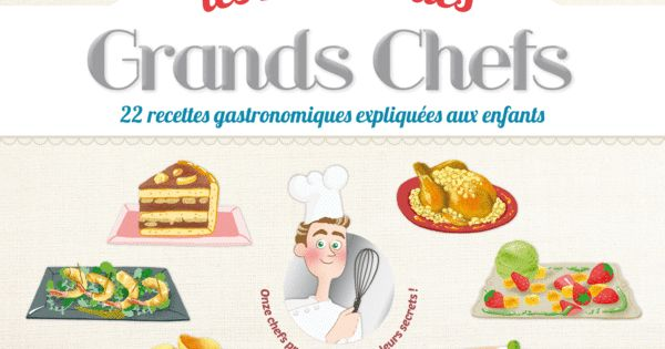 Les recettes des grands chefs sorties livres avec rms 89 - Livre de cuisine grand chef ...