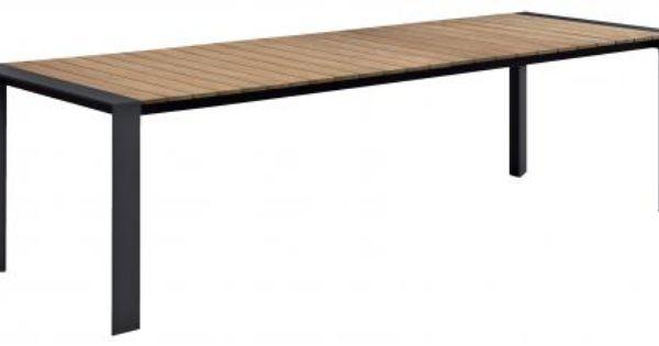 Table Cantello Tuintafels Tafel Tafelbladen