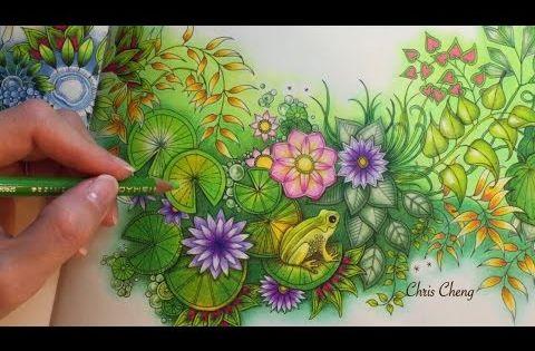 Colored Pencils Coloring