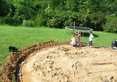 Idée aménagement Terrasse pour piscine hors-sol | aménagement ...