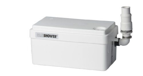 Saniflo Sanishower 010 The Sanishower Allows You To Install A