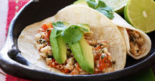 Cilantro Lime Tilapia Tacos - need a good fish taco recipe...this sounds