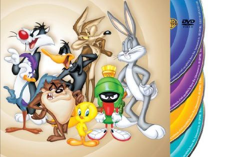 Top 10 Most Wished DVDs in TV Game Shows Looney tunes