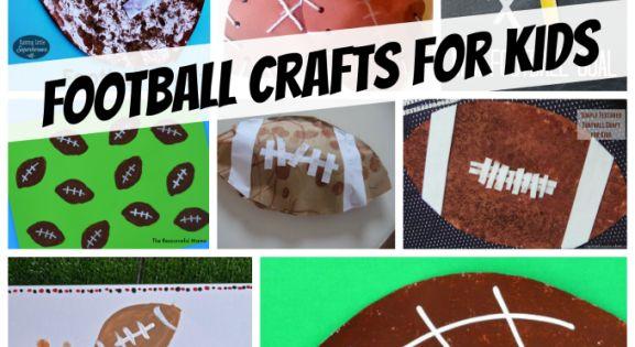 Football Crafts, Craft And