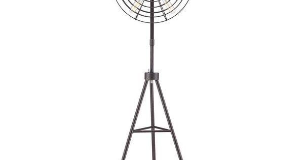 Dimond lighting quensbury restoration fan modern floor Modern floor fans