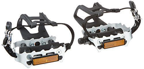 Top 10 Bicycle Pedals With Toe Clips Of 2020 Bike Pedals