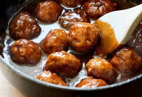 Chicken meatballs, Bbq chicken and Chicken on Pinterest