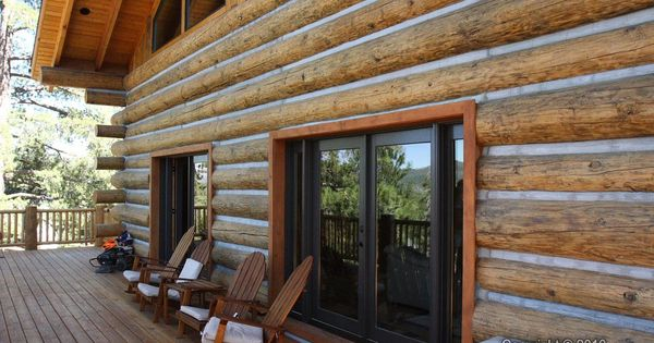And pass log home for Butt and pass log home
