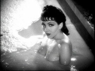 nackt Colbert Claudette Hollywood Legend