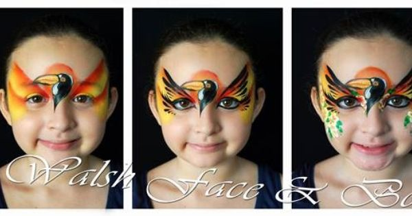 step by step xxx body painting