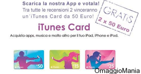 Vinci Itunes Card Da 50 Euro Con Il Concorso Leggere A Colori Link