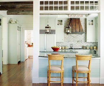 Home Architec Ideas Open Concept Small Open Kitchen Ideas