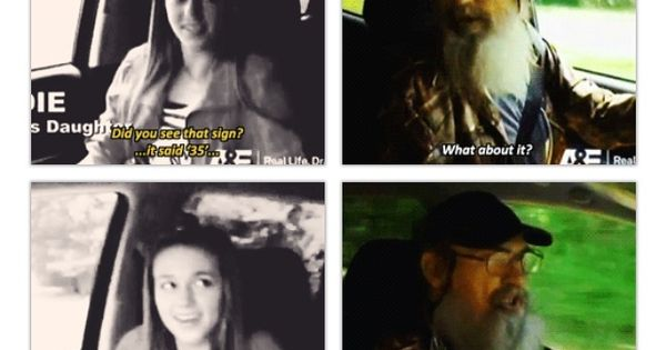 haha Si is so funny!