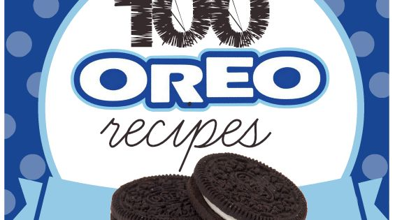 100 Oreo Dessert Recipes - Not that any of us have a