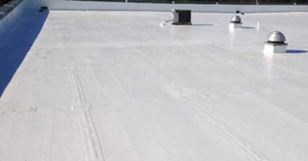Commercial Cool Roof Coating Restoration Cool Roof Roof Restoration Roof Coating