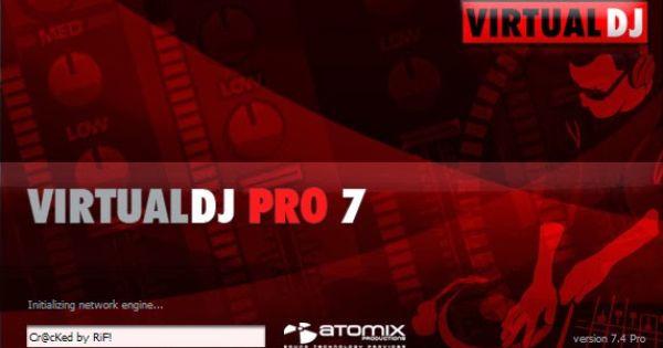 virtual dj home free 7.4 1