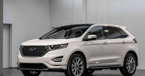 Ford Launches Top Spec Ford Edge Vignale Suv Ford Edge Suv Ford