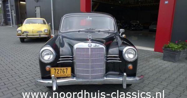 New Car Old Car Mercedes Benz 190 1957 Mercedes Benz 190 Mercedes Benz Benz