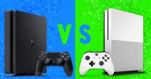 Versus Xbox One S Vs Ps4 Slim Price 4k Performance Comparison