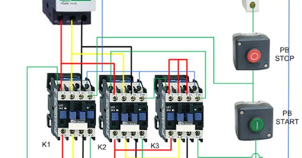 Motor Starter Wiring Diagram Furthermore Electric Motor Wiring Diagram