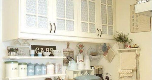 Shabby Chic e Arredamento Provenzale  Cozinha de Boneca  Pinterest