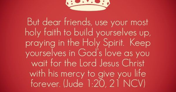 how to develop a relationship with the holy spirit