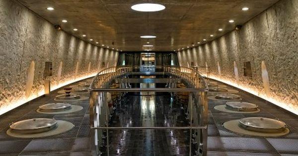 Chateau Les Carmes Haut Brion Cellar By Philippe Starck Wine
