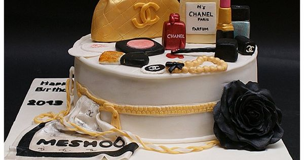 CHANEL Style - by Sweetpopcorn @ CakesDecor.com - cake ...