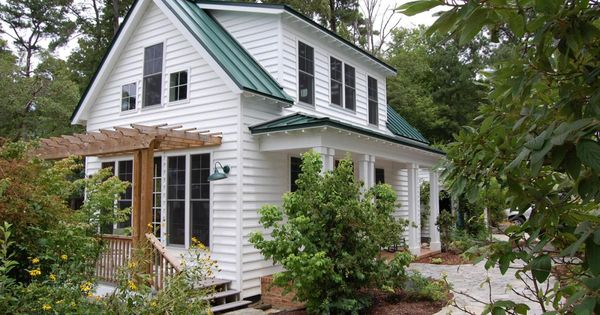 Katrina Cottages Were Tiny And Small House Designs From
