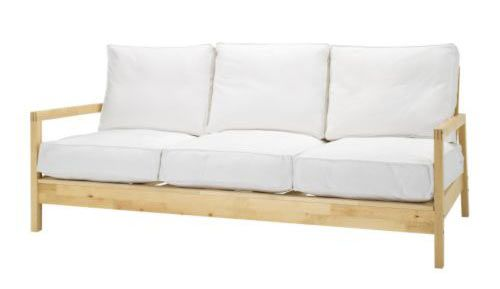 Lillberg Sofa At Ikea With Images
