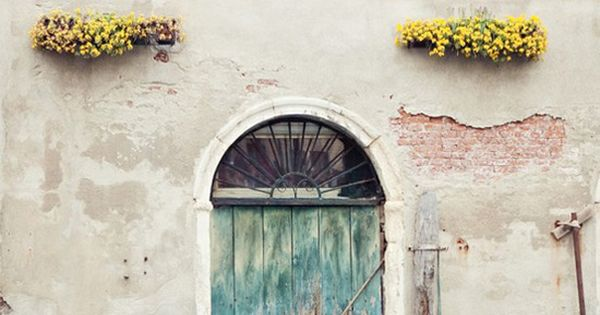 Venice, Italy/ fabulous place, color inspiration