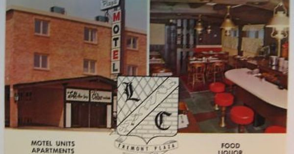 Tremont plaza motor hotel hopkins minnesota postcard for Motor inn albert lea mn