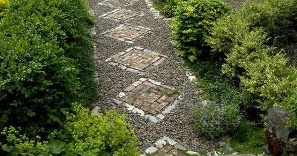 ... créatives pour aménager son allée de jardin  Déco et Design