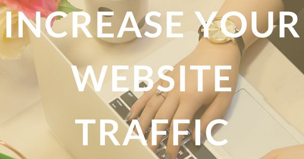 Learn how to increase your website traffic substantially with these tips.