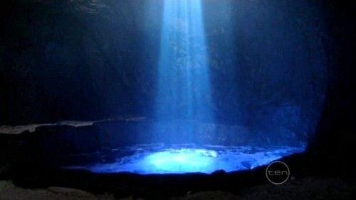 Mermaids And The Full Moon Moon Pool H2o Mermaids Mermaid Cave