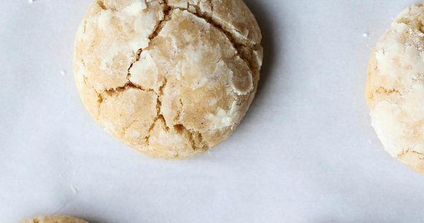 Brown Butter Cinnamon Crinkle Cookies | Recipe | Coconut sugar ...