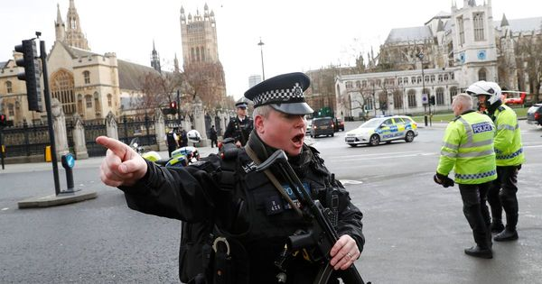 How Often Our Police Forces In The Uk Actually Use Guns Police Force Police Westminster Bridge