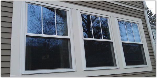 Exterior Trends Vinyl Replacement Windows Window Vinyl Window Replacement